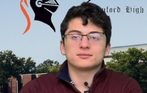 Stamford High Class of 2020 President Aron Ravin says other class officers around the city share his desire to postpone graduation rather than holding a virtual ceremony.