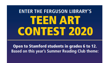 Teen Art Contest at Ferguson Library