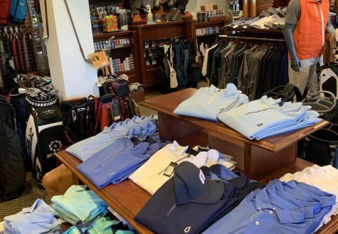 Todd Wingerter's Greenwich golf store has been forced to temporarily close due to the outbreak of COVID-19.