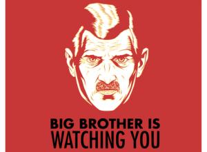 Virus Response Raises Orwellian Concerns