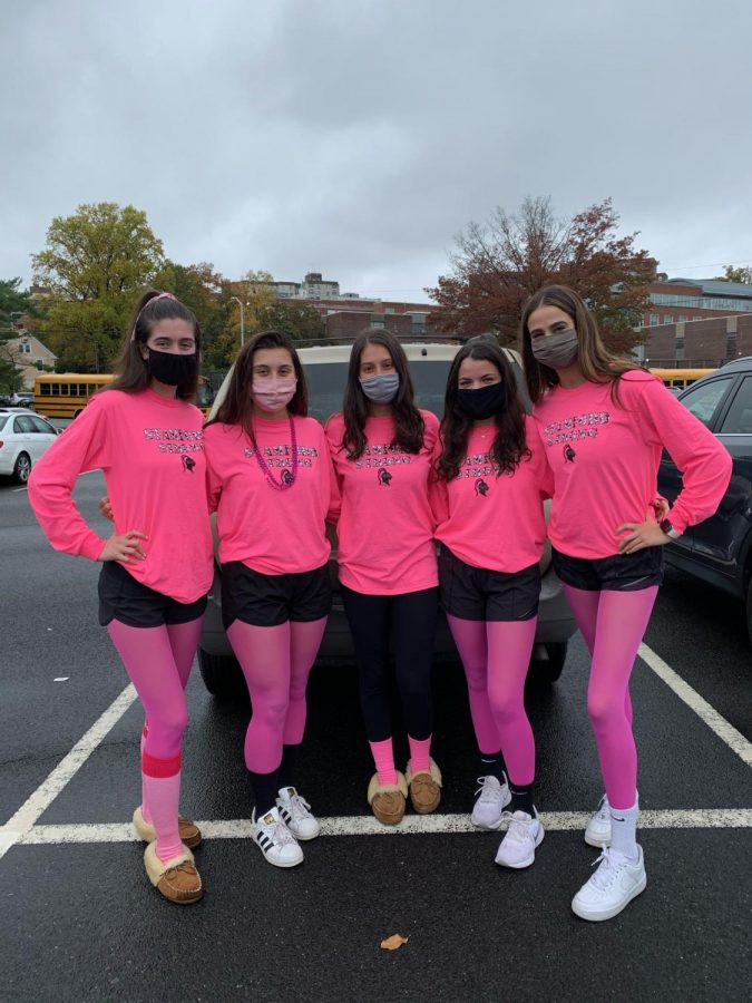 Pink Out raises over $5,000 for Bennet Cancer Center
