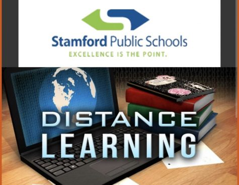 The Stamford High School website has a link for everything you need to know about distance learning.