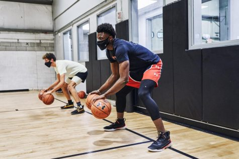 Should Basketball Players Be Required to Wear Masks?