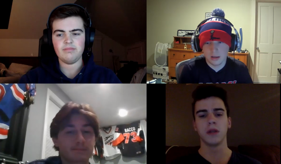 An Interview with SHS Hockey Captains
