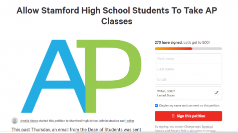 SHS parents created a petition to bring six dropped AP classes back to the school for next year.