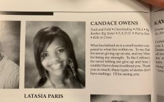 Navigation to Story: Candace Owens Reflects on her SHS Experience