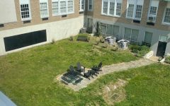 Navigation to Story: Stamford High's Forgotten Courtyard