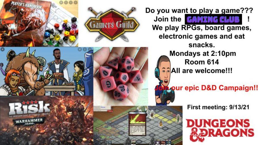 Gaming+Club