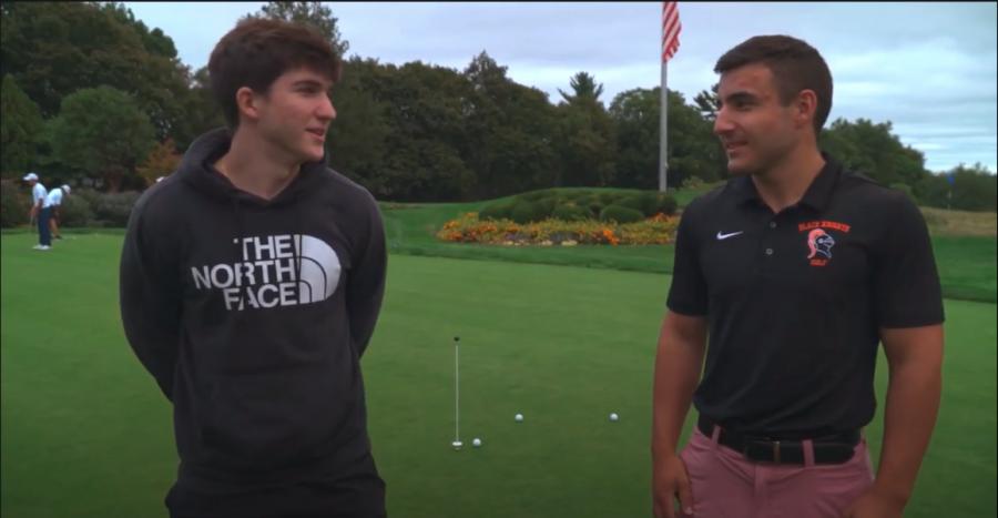 Golf Team Discusses Goals
