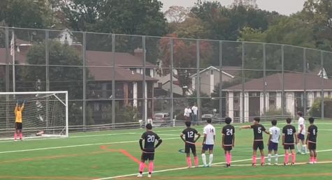 Boys Soccer versus Westhill